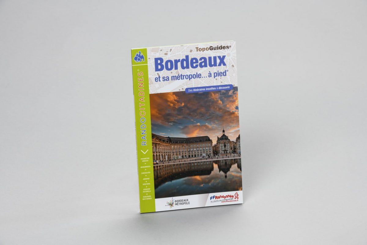 Bordeaux et sa métropole à pied