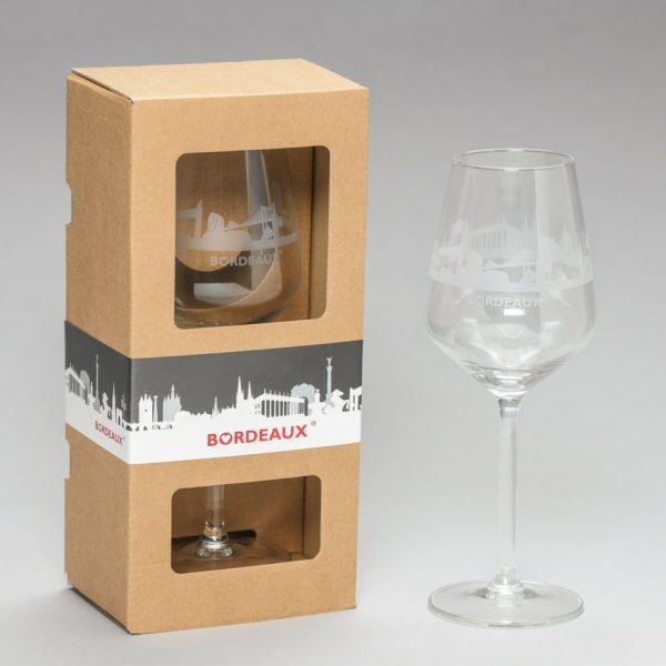 Coffret verre à vin