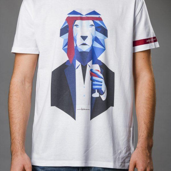 "T-shirt ""Irrésistiblement Bordeaux"""