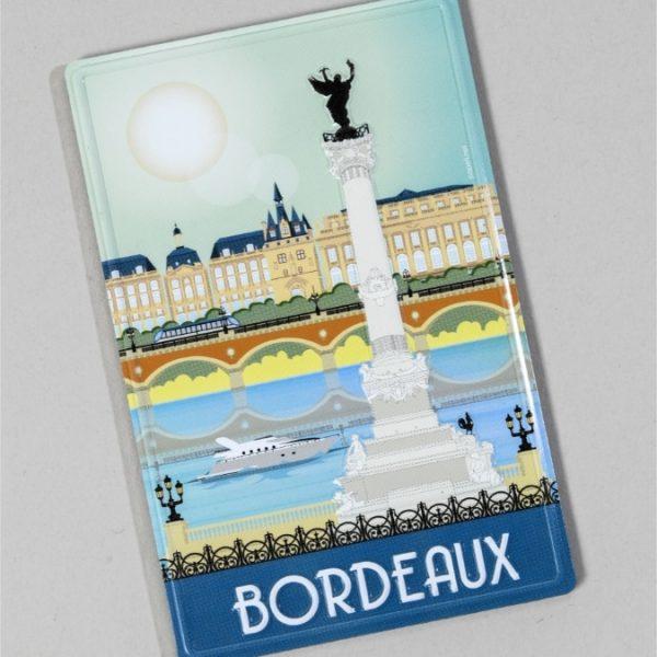 Magnet Bordeaux Vintage
